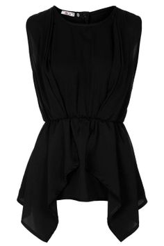 **Peplum Top by Wal G - Topshop Wal G, Topshop, Rompers, My Style, Polyvore, Peplum, Stuff To Buy, Shirts, Shopping