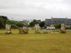standing stones different angle