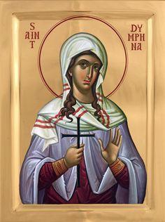 St. Dymphna - May 15