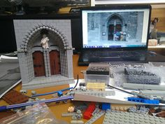 Entrance wip | Flickr - Photo Sharing!