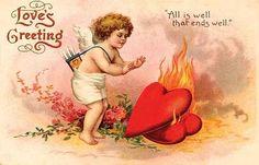 loves greeting