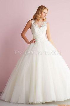 Vestidos de noiva Allure 2704 Romance 2014