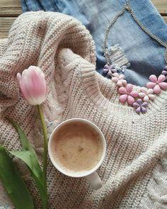 #Coffee #Tulip ❤