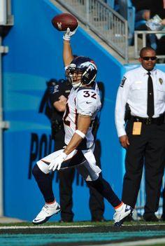 Tony Carter, 2012 Broncos at Panthers