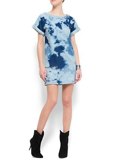 MANGO - CLOTHING - Pocket dress