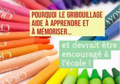Comment introduire la prise de note visuelle et le dessin dans le processus d'apprentissage et de mémorisation (à l'école, à la maison et même en réunion) ?