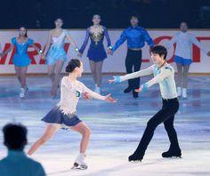 フィギュアスケートのアイス…:男子フィギュア 羽生結弦 2015~ 写真特集:時事ドットコム