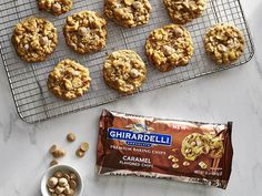 Make it Now: Fall's Perfect Caramel Apple Cookies
