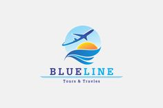 Travel And Tours Logo Template