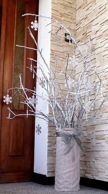 Zobacz zdjęcie DIY stroik dekoracje świąteczne KLIK W ZDJĘCIE