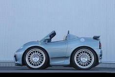 Smart Car Body Kits - Ferrari