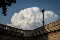 "Is it the #cloud that we call ""The Cloud !"" ? Because it definitly looks like a cloud filled with information :) #photography #streetphotography #street #streetart #urban #music #travel #seine #bridge #Paris #France #seine #amazing #beautiful #instagood #photooftheday #follow4follow #like4like #followme #photooftheday"