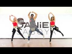 DESPACITO - Luis Fonsi ft Daddy Yankee - Cover by David Ponce - Easy Fitness Dance - Baile - YouTube