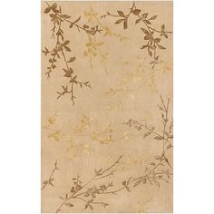 Artistic Weavers - Vancouver Tan Wool / Viscose Accent Rug - 2 Ft. x 3 Ft. Area Rug - Vancouver-23 - Home Depot Canada