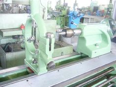 GRAZIANO SAG 20 Lathe steady rest with ball bearing instead of brass wear pads