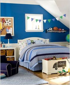 Be sure to see our awesome blue kids rooms. Take an additional 10% with coupon Pin60 at www.CreativeBabyBedding.com
