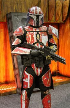 Custom Mandalorian Bounty Hunter [Tutorial]