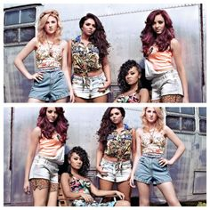 little mix salute photoshoot - Bing Images