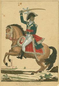 Toussaint Louverture; Chef des Noirs Insurgés de Saint Domingue Paris Jean de Beauvais. Schomburg Center for Research in Black Culture / Photographs and Prints Division.