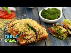 Masala Toast Rezept, Bombay Masala Toast Sandwich, Mumbai Masala Toast - Masala Toast Rezepte, Bombay Masala Toast Sandwich, Mumbai Masala Toast mit detaillierten Schritt-f - Potato Sandwich, Toast Sandwich, Grilled Sandwich, Chutney, Chaat Recipe, Evening Snacks, Best Breakfast, Indian Food Recipes, Paneer Recipes
