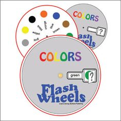 ESL Flash Wheels - Colors by Donald's English Classroom Emotions Wheel, Teacher Notebook, English Classroom, Teaching Resources, Teaching Ideas, Interactive Notebooks, Math Centers, Esl, Preschool Activities