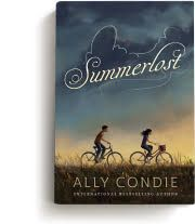 """★ Summerlost by Ally Condie ~ """"A story about loss and love, strange gifts, small mysteries, and falling into friendship."""""""
