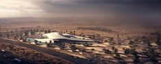 Gallery of Zaha Hadid Architects' Bee'ah Headquarters Tops Out in UAE - 4