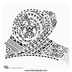 Maori Tattoo Designs Meaning Family 1.jpg (650×650)