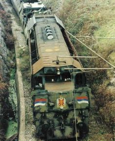 Serbian Armoured Train- Krajina Exrpess [490 x 604] More pics inside