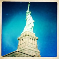 Statue of Liberty and Hope and Freedom #AerieFNO