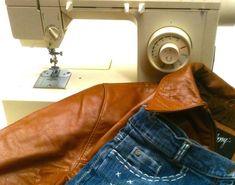 DIY Jeanstasche Upcycling Projekt smf