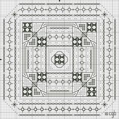 Free Oracle at Delphi Sampler Pattern: Free Oracle at Delphi Cross Stitch Sampler Pattern