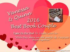#LizzieLynnLee #2016 #BestBookCouple