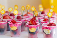 You are my Sunshine Birthday Party Ideas | Photo 7 of 15 | Catch My Party