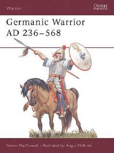 Germanic Warrior AD 236-568 (WAR017)