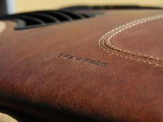 2008 Aznom Chateau Mini - Padded Leather Dashboard