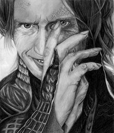 Rumplestiltskin (once upon a time) by Fabielove.deviantart.com on @deviantART