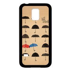 CaseCoco:Samsung Galaxy S5 mini The Umbrella Red And Blue Umbrella Case ID:15938-111785