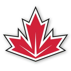 World Cup of Hockey Team Logo - Team Canada logo for 2016 World Cup of Hockey // logo de Canada pour la Coupe du Monde 2016 de Hockey Hockey Logos, Nhl Logos, Hockey Teams, Ice Hockey, Sports Logos, Olympic Hockey, Canada Logo, Hockey World Cup, Nhl Games
