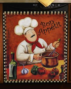 Italian Chef PRINTABLE