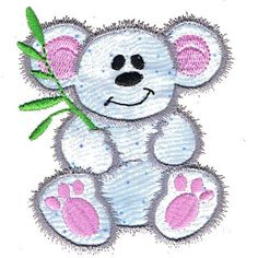 Animal Friends - Free Instant Machine Embroidery Designs