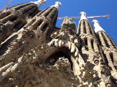 Sagrada Familia in Barcelona @TasteLiveGo
