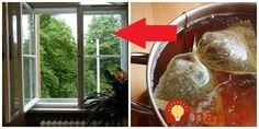 Perfektný trik na umývanie okien, pred Veľkou nocou určite poteší!