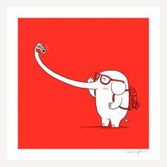 <3 elephant!