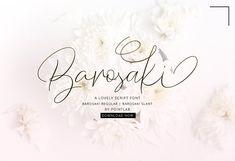 Barosaki Script by pointlab on @Graphicsauthor
