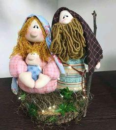 Xmas, Christmas Ornaments, Nativity, Teddy Bear, Holiday Decor, Crochet, Diy, Advent, Costa