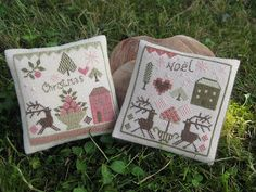 Ewe & Eye and friends by Vero.  I HAVE to find these charts somewhere!!!!!!!!!!!!!!!!!
