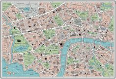 This Map Will Delight Book Lovers Everywhere.