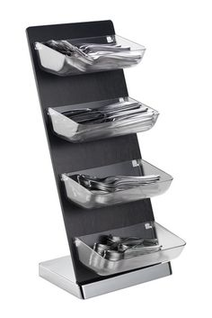 Poze Suport etajat (dispenser) pentru prezentare 26x18xH57.5 cm