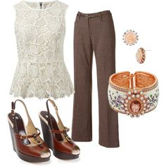 """""""Lace"""" by t-m-gerboth on Polyvore"""